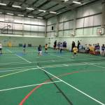 Primary Indoor Athletics Festival - SJH