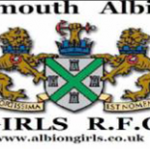 Here Come the Girls!!  Plymouth Albion Girls