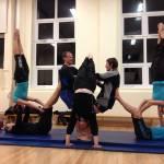 Secondary Gymnastics CPD - Flying High!!!