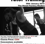 Dance Leadership Tutor Training