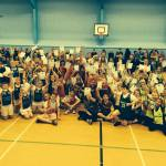 Indoor athletics Plymstock - 17/11/15