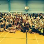 Indoor athletics Plymstock - 17/11/15