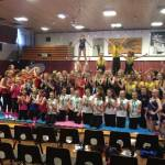 Devon Level 3 Cheerleading Competition