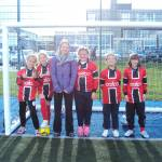 Girls Football Festival a huge success!