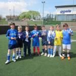 Special/mainstream SEN school football