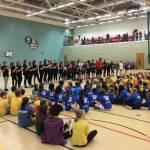 School Games Level 3 Primary Indoor Athletics