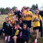 Plymouth and West Devon Primary XC 2012