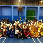 Plympton Indoor Athletics 2011