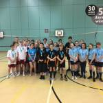School Games Level 2 Volleyball 2017