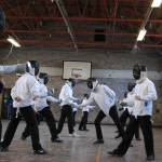 ST. BONIFACE FENCING CLUB