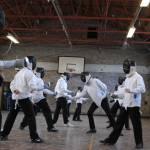 ST. BONIFACE FENCING CLUB