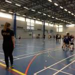 Level 2 High-Five Netball Tournament (Day1)