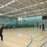 Disability Athletics event at the Life Centre