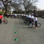 Bikeability on Show at St Peters RC