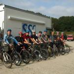 Teachers and Coaches Bike Ride
