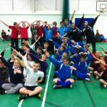 Sir John Hunt Indoor Athletics 2012