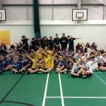 Sir John Hunt Indoor Athletics 2018