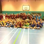Eggbuckland Indoor Athletics