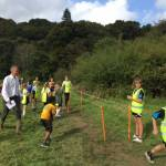 Primary Cross Country Warm Up One 2017