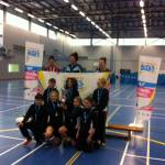 Level 2 School Games High Five Netball Finals