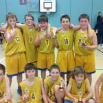 Year 7 and 8 Basketball Central Venue results