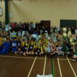 Eggbuckland Sportshall a Full Quota