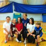 All Saints Academy Indoor Athletics