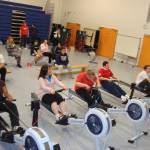 Special schools indoor rowing
