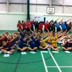 Sir John Hunt - Indoor Athletics