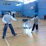 SSCo Fencing Competition