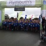 Plymouth Half Marathon Schools Challenge 2014
