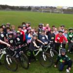 Cyclo Cross Comes to Plymouth Schools