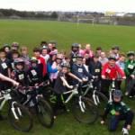 Cyclo Cross Comes to Plymouth Schools