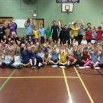 Year 1 Fundamental Movement Festival