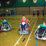 Launch of Wheelchair Rugby Club