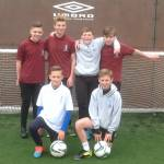 Secondary and Special School Football