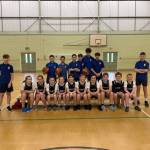 Year 5/6 Basketball at Coombe Dean