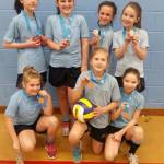 School Games Volleyball 2016