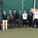 Boys u15s Indoor Cricket