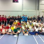 Tor Bridge Indoor Athletics 2012