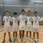 Under 15 County Volleyball