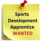 PCC Sports Development Apprentice