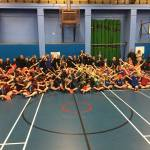 Hele's Indoor Athletics- 14.11.16
