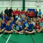 Sir John Hunt Indoor Athletics