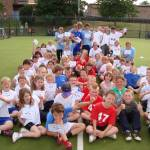 Year 3/4 Striking and Fielding Festival