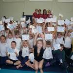 Stoke Damerel Primary Gym Festival