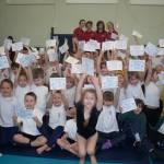 Stoke Damerel Primary Gym Festival