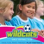 Wildcats - Girls Football Team (Age 5-11)