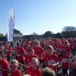 Plymouth Half Marathon Schools Challenge 2015