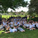 Year 5/6 Rounders festival